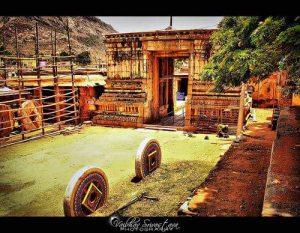 ನಂದಿ ಬೆಟ್ಟದ ಬಳಿ ಇರುವ ನಂದಿ ದೇವಾಲಯದ ಸುಂದರ ಸೊಬಗು9