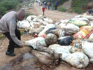 chamarajanagar-garbage