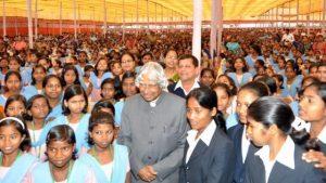 Kalam Loved Kids a lot
