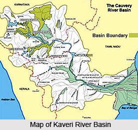 1_Map_of_Kaveri_River_Basin
