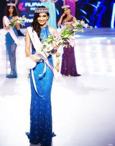Roshmitha Harimurthy - Miss India Bangalore 2016