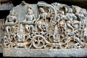 musicians-and-dancers-sculptor-halebidu