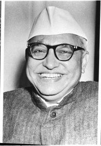 PIO (Bangalore)/May, 1957, A24e/A32NShri S. Nijalingappa, chief Minister Mysore State.